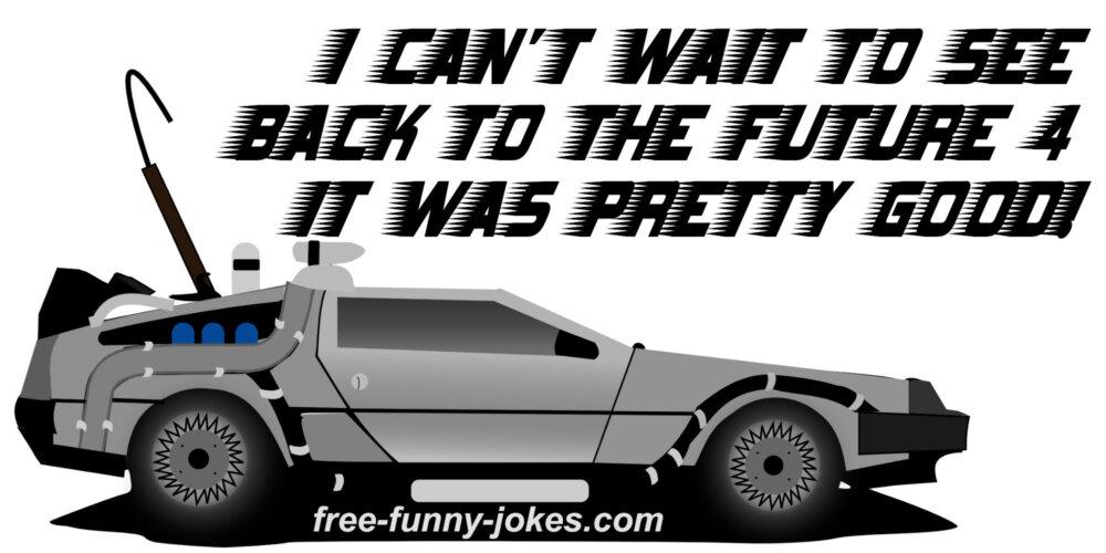 Time Travel Jokes