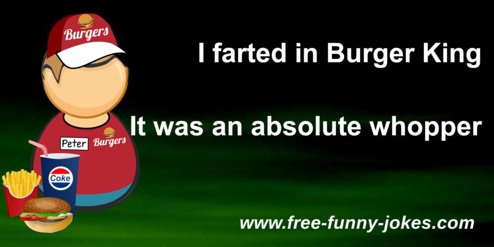 Burger King Jokes