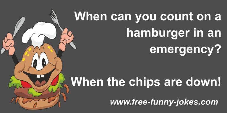 Hamburger Jokes