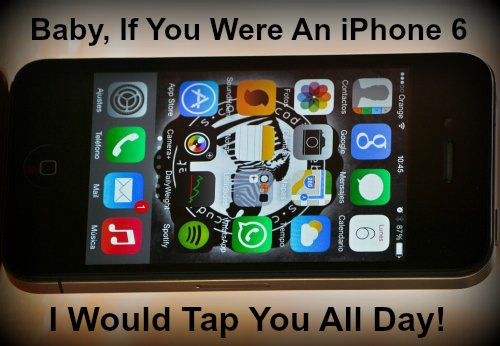 iPhone 6 Jokes