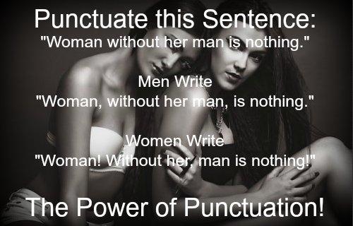 Punctuation Jokes