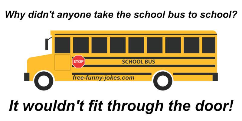School Bus Jokes